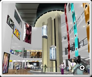 3D Architecture- Multiplex Interior