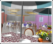 Architecture Furniture- Restaurant